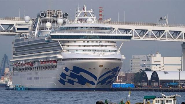 Kabus gemisinde 70 kişide daha virüs tespit edildi
