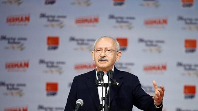 Kılıçdaroğlu: 8 milyon 647 bin kişinin aylık geliri 673 liranın altında