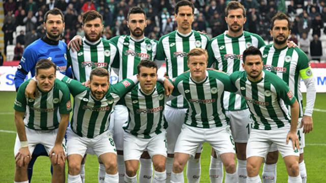 Konyaspor, iç sahada kazanmayı unuttu