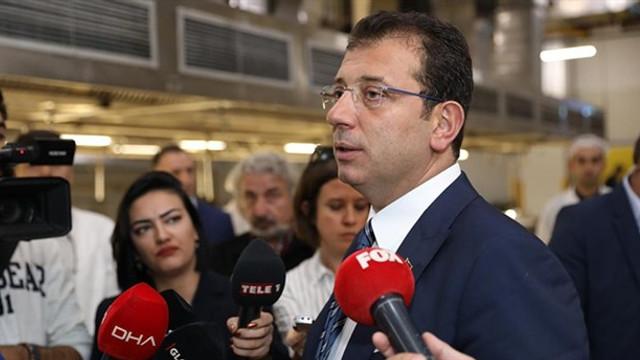 İmamoğlu'ndan Beyoğlu Belediyesi'ne ''TÜRGEV'' resti