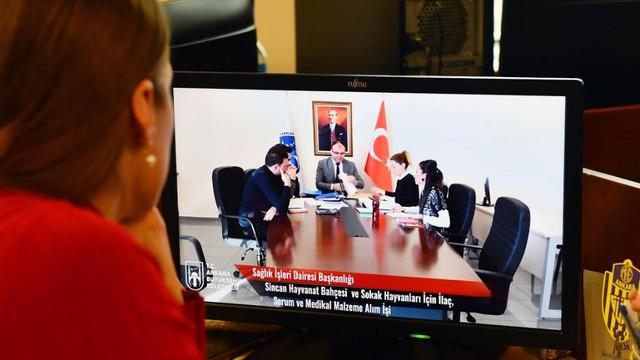 Başkent'in ihaleleri Ankara WebTV'de canlı yayınlanıyor