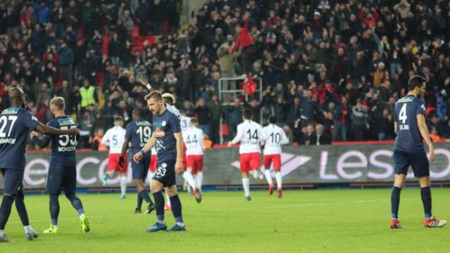 ÖZET | Gaziantep FK - Çaykur Rizespor: 2-0 maç sonucu