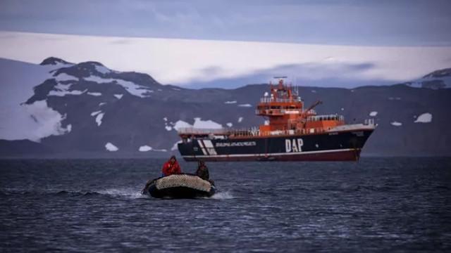 Türk bilim insanları Antarktika'da!