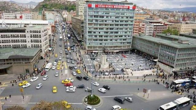 Başkent'te bir zamanlar ekonominin kalbiydi şimdi ise komada!