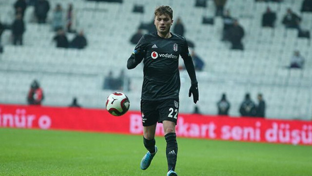 Beşiktaş, Ljajic'siz çalıştı