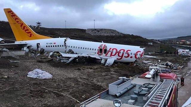 Uçak kazası sonrası harekete geçildi ! Korkunç iddia...