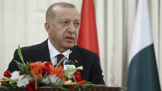 Erdoğan parti içi eleştirilere bu yanıtı verdi