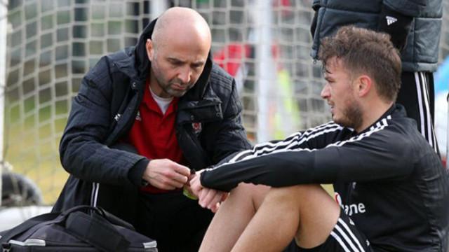 Beşiktaş'ta Ljajic çalışmaya katılmadı