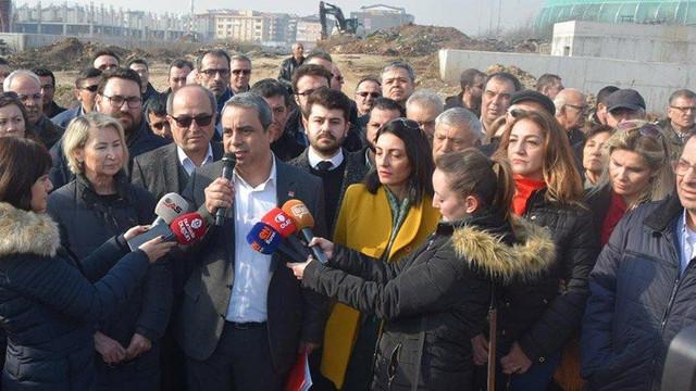 CHP'den şehir hastanesi tepkisi !