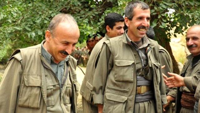 Teröristbaşı Bahoz Erdal'ın koruması teslim oldu !