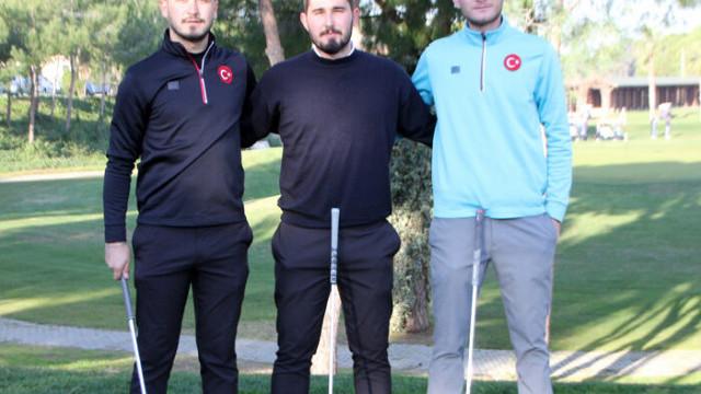 TGF Türkiye Golf Turu'nda 2'nci ayak sona erdi