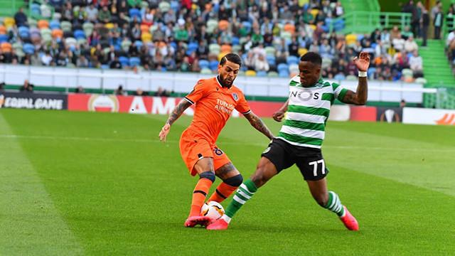 Sporting CP - İstanbul Başakşehir: 3-1