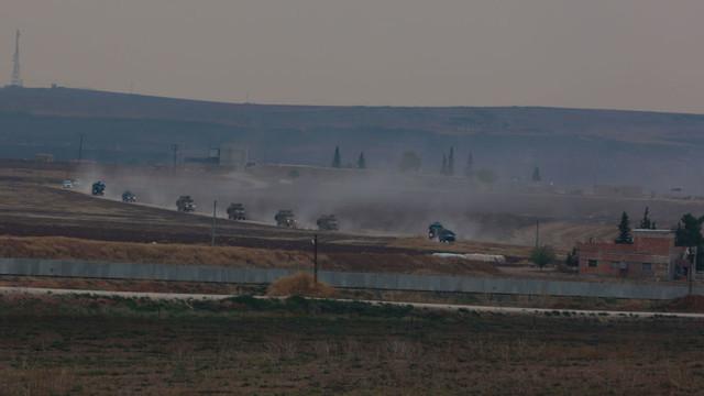 Türkiye, Rusya ile Suriye'deki ortak devriyeye katılmadı