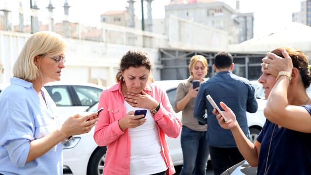 GSM operatörlerine deprem cezası!