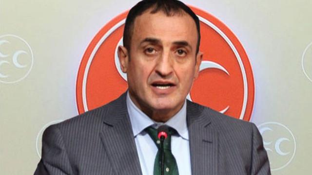 MHP'li isimden Erdoğan'a sert sözler!