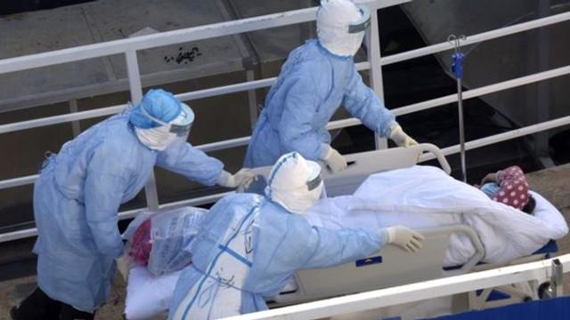 Sınır komşumuzda 13 yeni koronavirüs vakası daha! Ölen sayısı 4'e yükseldi