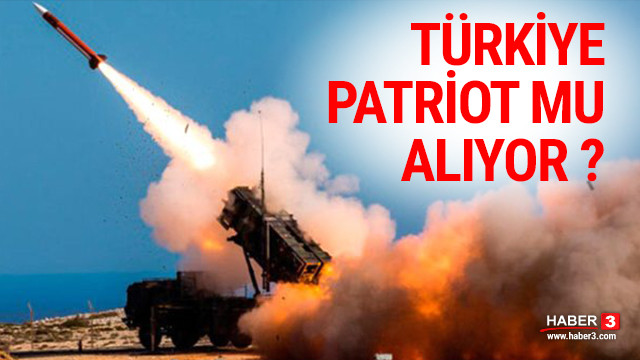 Türkiye Patriot alacak mı ? 2 ülke öne çıktı