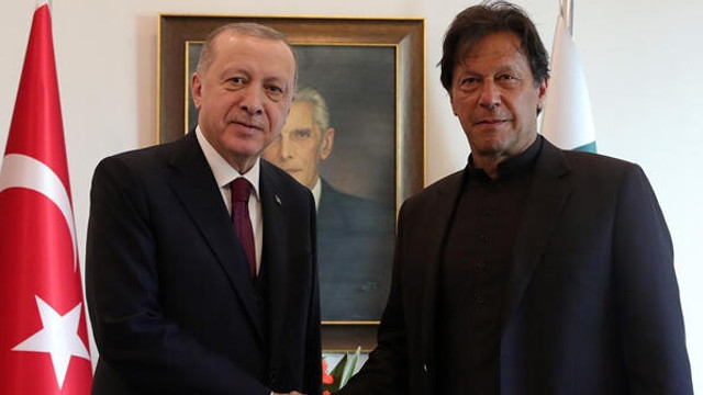Pakistan'da hastaneye Recep Tayyip Erdoğan ismi verildi