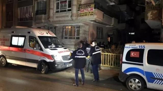 Ankara'da astsubay dehşeti ! Kanlar içinde bulundu