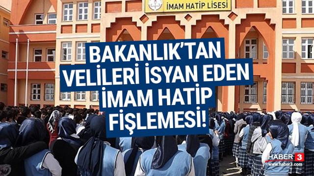 MEB'ten velileri isyan ettiren imam hatip yoklaması!