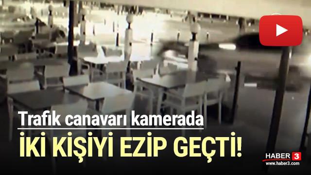 İstanbul'da korku dolu anlar kamerada!