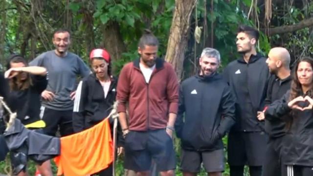 Survivor'da Ersin Korkut'un veda gözyaşları
