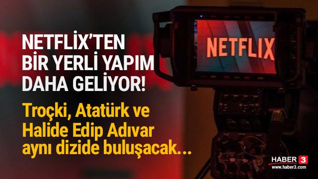 Netflix'ten bir Türk yapımı dizi daha