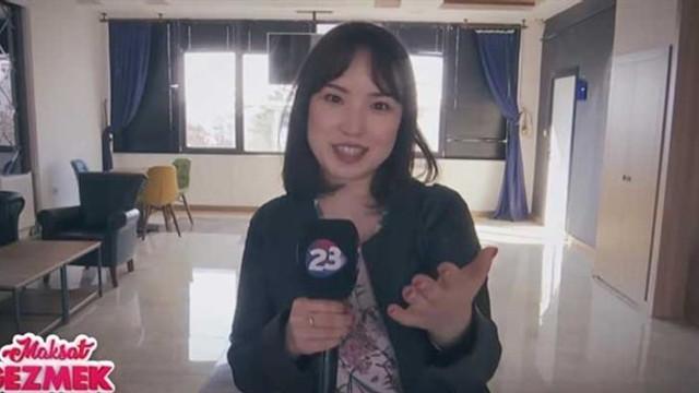 EkşiSözlük'teki Kırgız gazeteci engeli