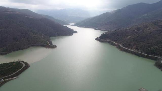Son yağışlar yaradı! İşte Yuvacık Barajı'nda son durum