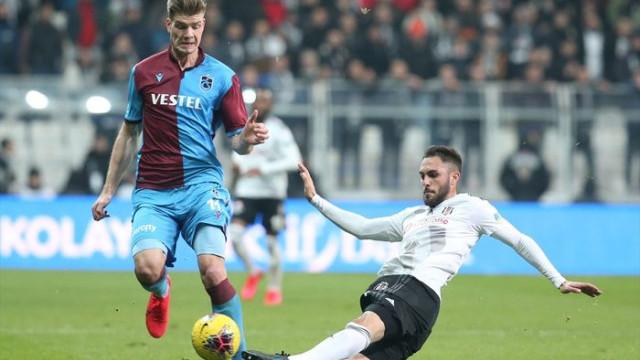 ÖZET | Beşiktaş Trabzonspor maç sonucu: 2-2