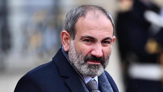 Ermenistan Başbakanı Paşinyan'dan ilginç yöntem !
