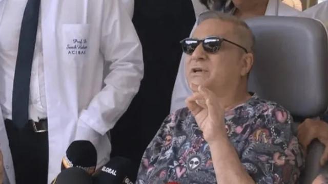 Mehmet Ali Erbil'in sağlık durumu için son açıklama