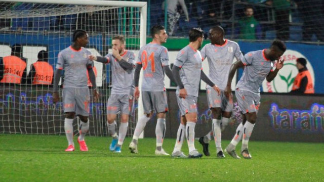 ÖZET | Çaykur Rizespor - Başakşehir maç sonucu: 1-2