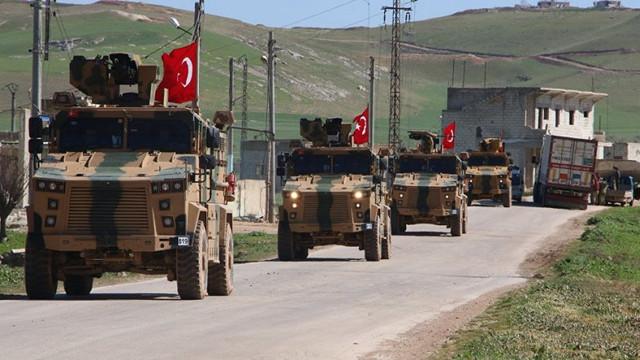 Rusya duyurdu ! Türkiye ile Suriye'de ortak devriyeler yeniden başladı