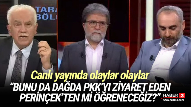 ''Dağda PKK'yı ziyaret eden Perinçek'ten mi öğreneceğiz?''