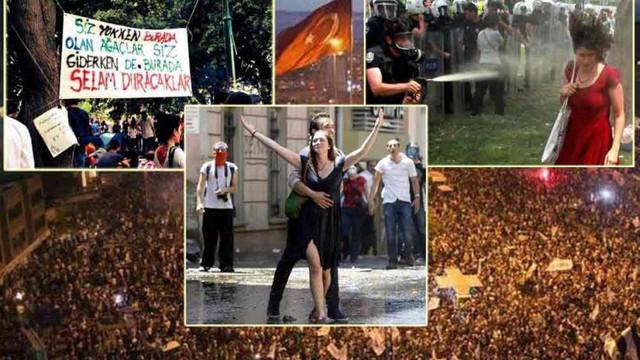 AYM'den ''Gezi'' için tazminat kararı !