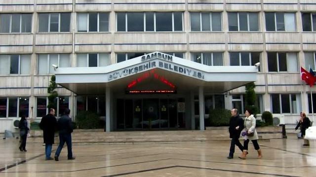 AK Partili belediye Atatürk'ü kaldırdı!