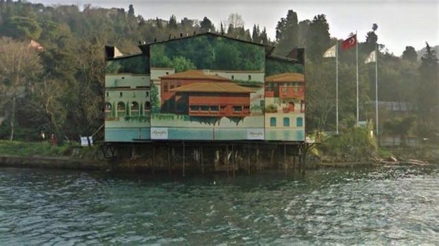 İstanbul Boğazı'ndaki tarihi yalıyı İBB kurtardı