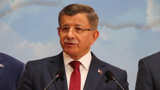 Emniyet'ten Davutoğlu açıklaması