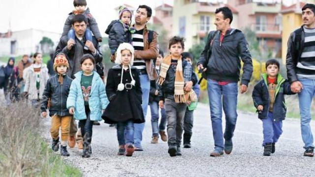 İlçe ilçe işte İstanbul'daki Suriyeli sığınmacı sayısı