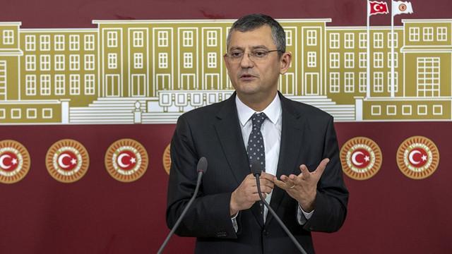 CHP'li Özgür Özel: ''Öcalan seçim Yıldırım'ın kampanyasına katkı sağladı''