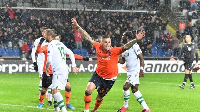 Başakşehir'in UEFA Avrupa Ligi'nde rakibi belli oldu