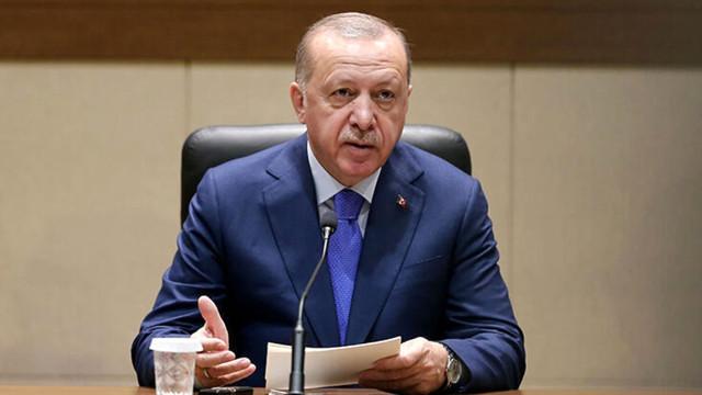 33 şehidin ardından Erdoğan'dan ilk açıklama