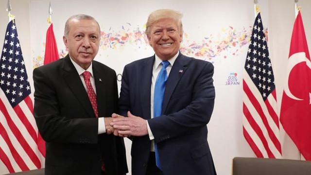 Erdoğan ABD'yi fiili desteğe çağırmaya hazırlanıyor!
