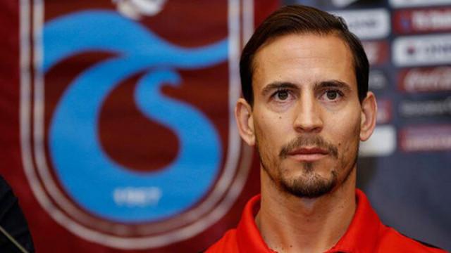 Trabzonspor'da Joao Pereira yeni sözleşme istiyor