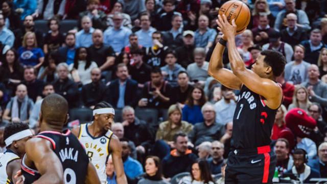 NBA'de Toronto Raptors, tarihinde ilk kez üst üste 12 maç kazandı