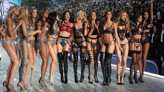 Güzeller Victoria's Secret's'teki taciz skandalına karşı birleşti!