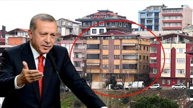 Erdoğan'ın ''yık'' dediği evin sahibi konuştu