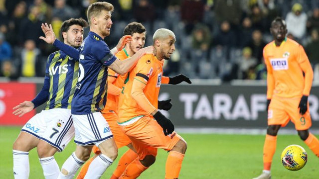 ÖZET | Fenerbahçe-Alanyaspor maç sonucu: 1-1 (Süper Lig Puan Durumu)