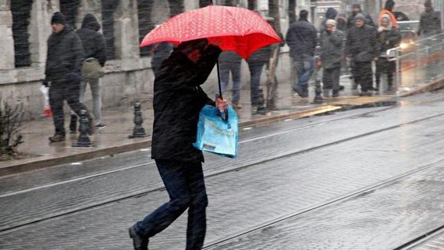 Meteoroloji'den fırtına uyarısı! Hızı 100 kilometreye ulaşacak